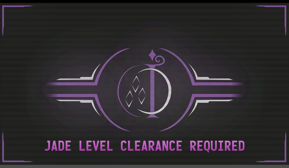 MOI Jade Level Clearance